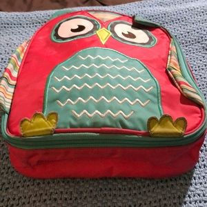 thirty-one Bags - Thirty one owl lunch bag